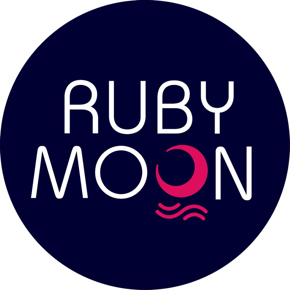 The RubyMoon Logo