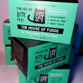Vegan Fudge Collection! - Lucky Cat Co.