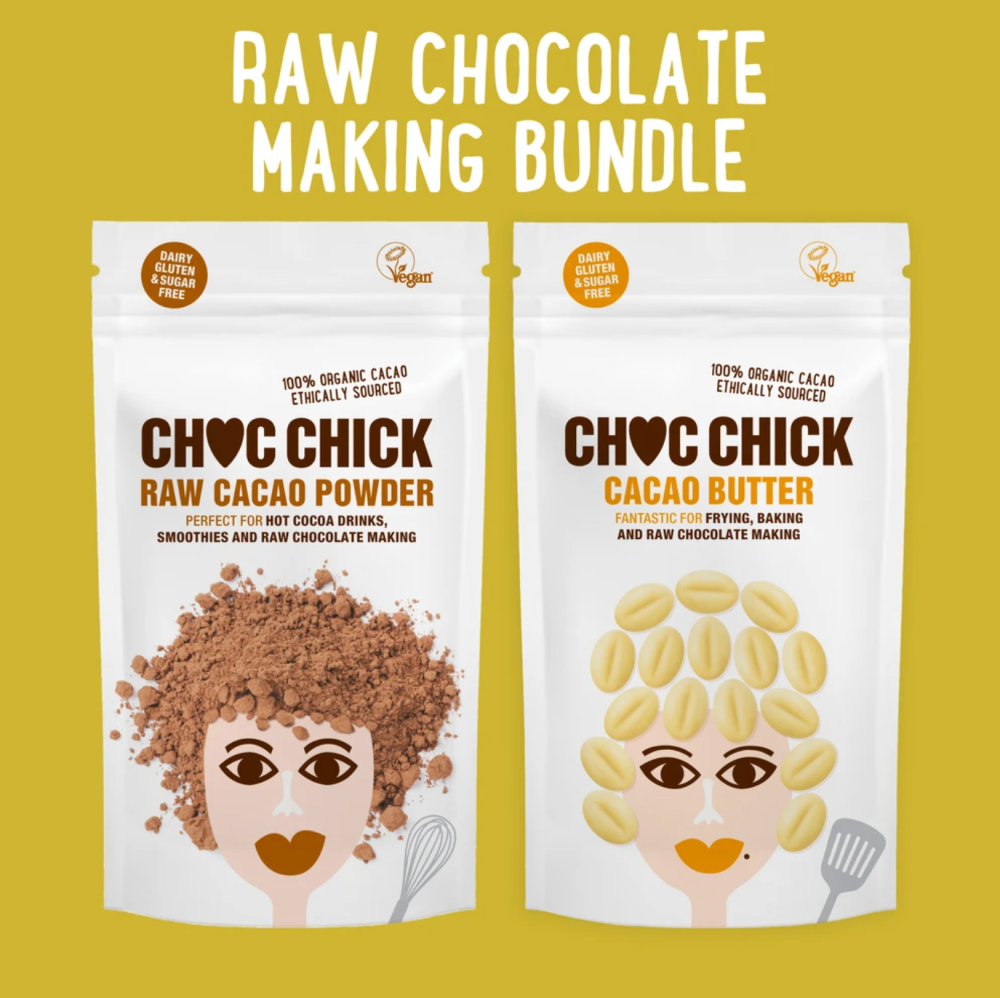 Raw Chocolate Making Bundle