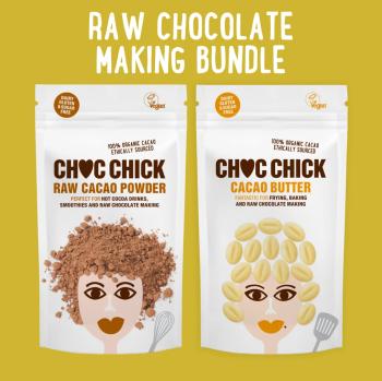 Raw Chocolate Making Bundle - Choc Chick