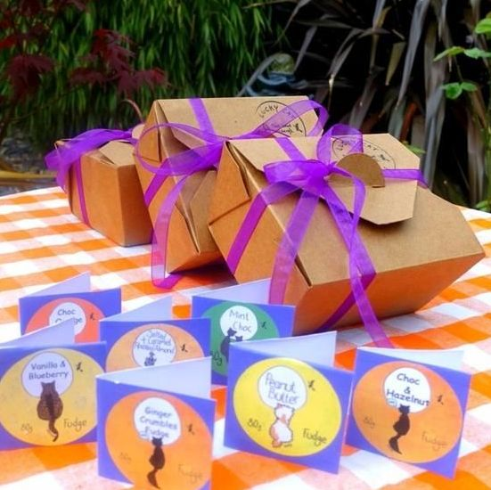 Fudge Gift Boxes!