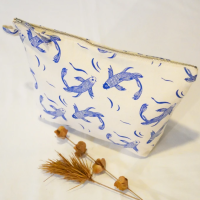 Wash bag - Sakana - Tikauo