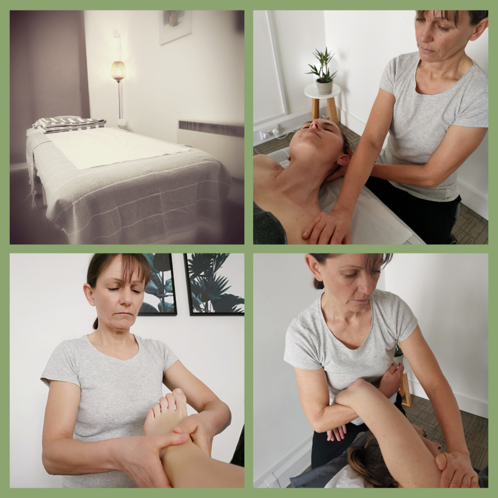 Maria Pali - 60 Minutes Deep Tissue Massage