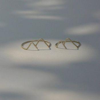 Mountain Ring - AMC Jewellery