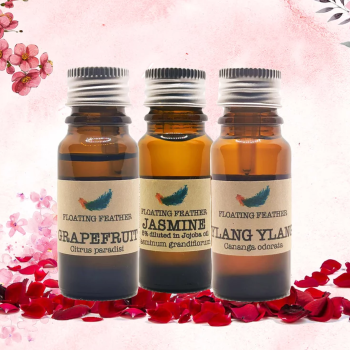 Romance Essential Oil Set - Floating Feather