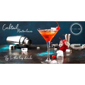 Gin and Vermouth VIRTUAL Cocktail Masterclass - In The Loop
