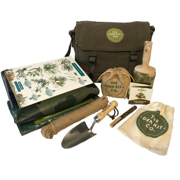 The British Woodland Den Kit - My Green Pod