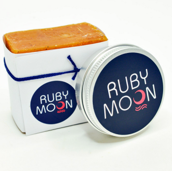 Duo of Lemongrass Soap & Cacao Butter Kiss Whip – RubyMoon Gym To Swim®