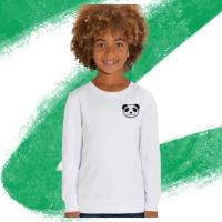 Panda Sweatshirt - Child's - Tommy & Lottie