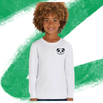 Panda Sweatshirt - Child's - Tommy & Lottie