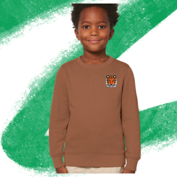 Tiger Sweatshirt - Child's - Tommy & Lottie