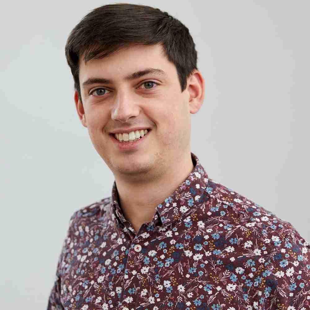 A picture of Adam Bastock