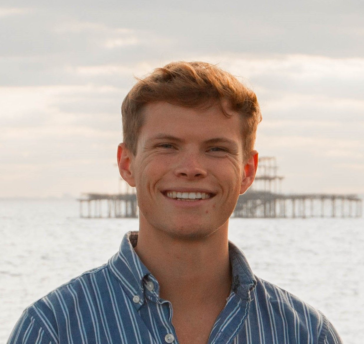 A picture of one of our co-founders, Matthew Denford
