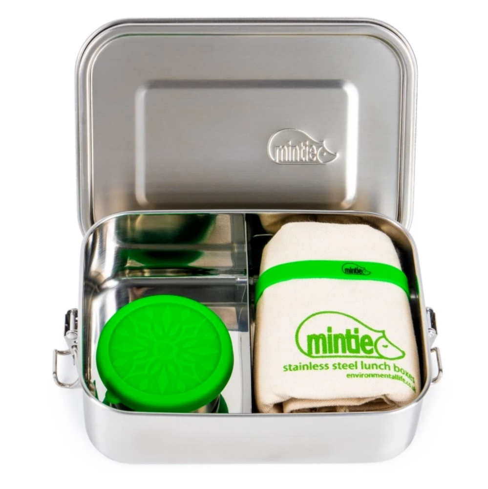 The Mintie Snug Stainless Lunch Box