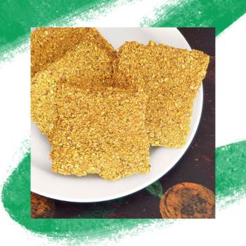 Turmeric Crackers - Organergy