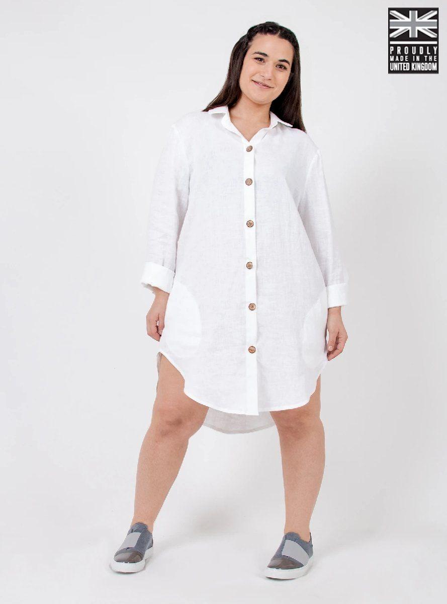 WHITE-SHIRT-DRESS-SS19-FRONT_1334x1800 - The Fair Shop