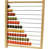 1,2,3…Abacus – Early Learning Counting Toy - Ethiqana