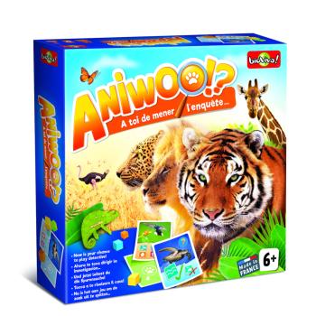 Aniwoo!? – Animal Investigation Game - Ethiqana