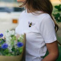 Bee T Shirt - Adults - Tommy & Lottie