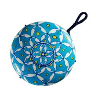 Bird Feeder Bowl – Turquoise - Ethiqana