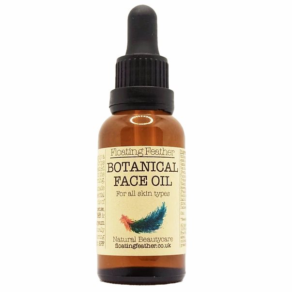 Botanical Face Oil - Floating Feather
