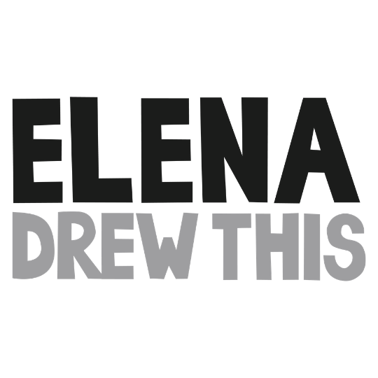 Elena Drew This Logo