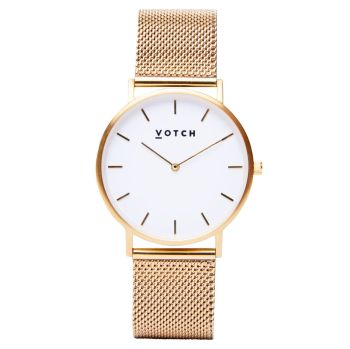 Gold & Gold | Watch | Classic Collection Mesh - VOTCH