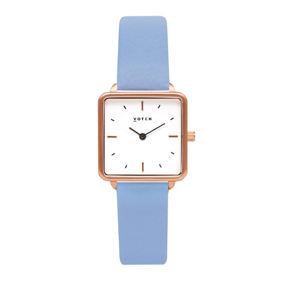 Rose Gold & Sky Blue | Watch | Kindred Collection - VOTCH