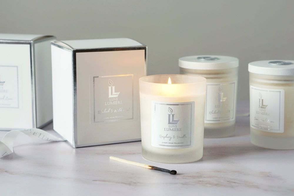 80 Hour+ Luxury Scented Candle