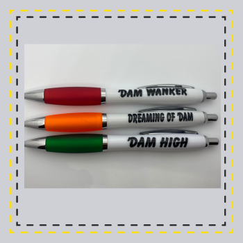 DAM Statement Pens Set