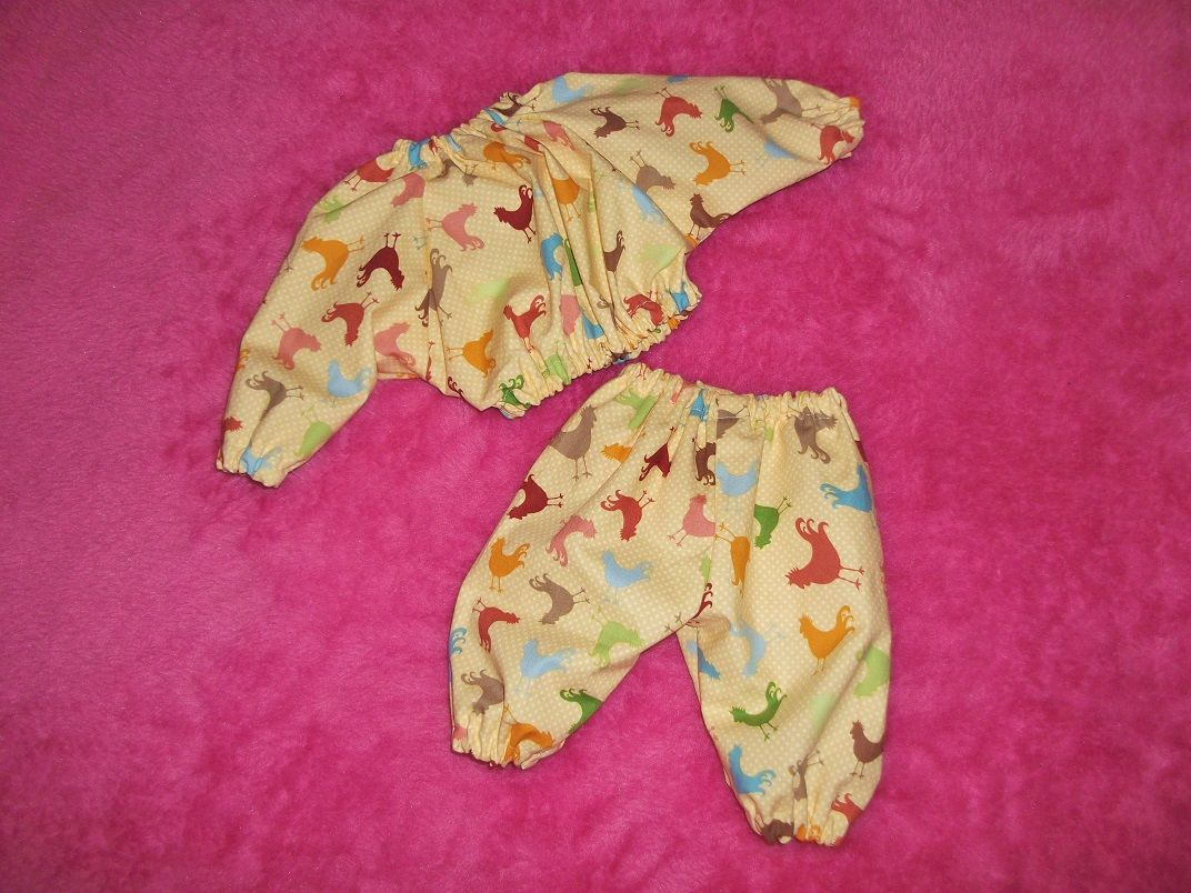 Rooster Pyjamas