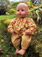 Harvest Time Top and Trousers Set for Boy Baby Dolls