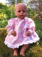 Unicorn Dreams Dress for Baby Dolls