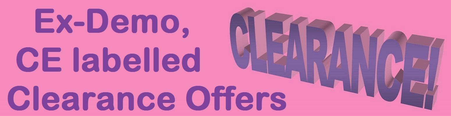 Clearance! Slider