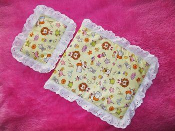 Toy-time Bedding Set for Doll's Cots and Prams - Ready to Post