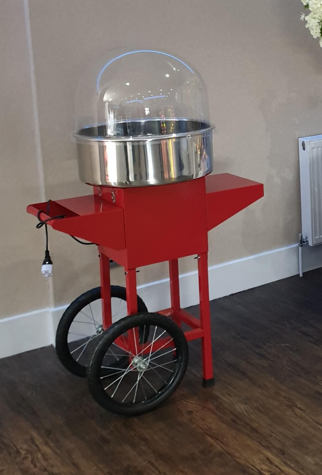 Candy Floss Cart 5