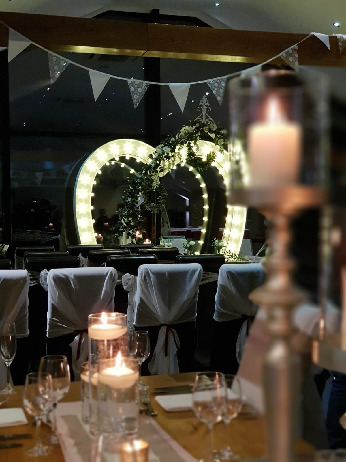 Love Heart Arch for Wedding