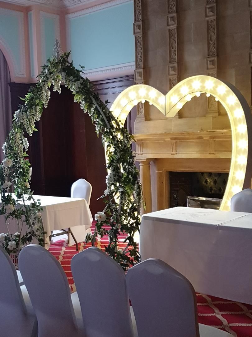 Love Heart LED Arch Floral Arch Wedding.jpg