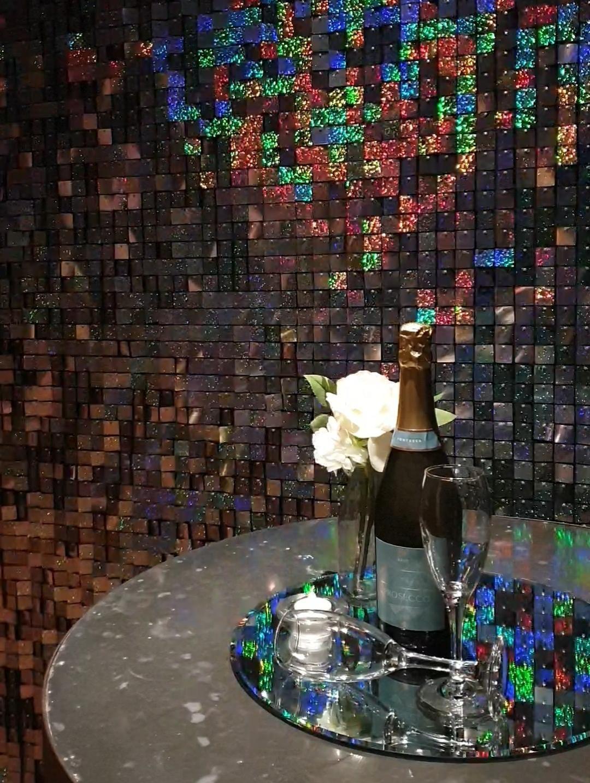 Sequin Shimmer Wall Backdrop for Celebration in Rossendale