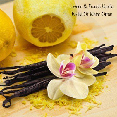 Lemon and French Vanilla Fragrance