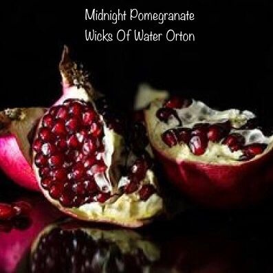 Midnight Pomegranate Fragrance
