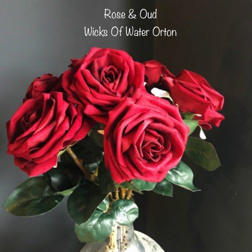Rose and Oud Fragrance