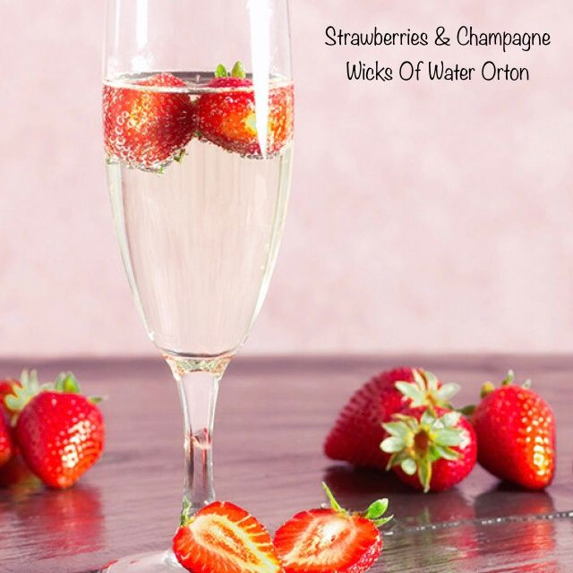 Strawberries & Champagne Fragrance