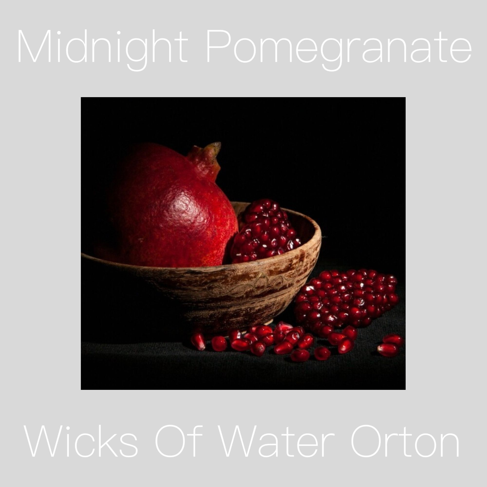 Midnight Pomegranate
