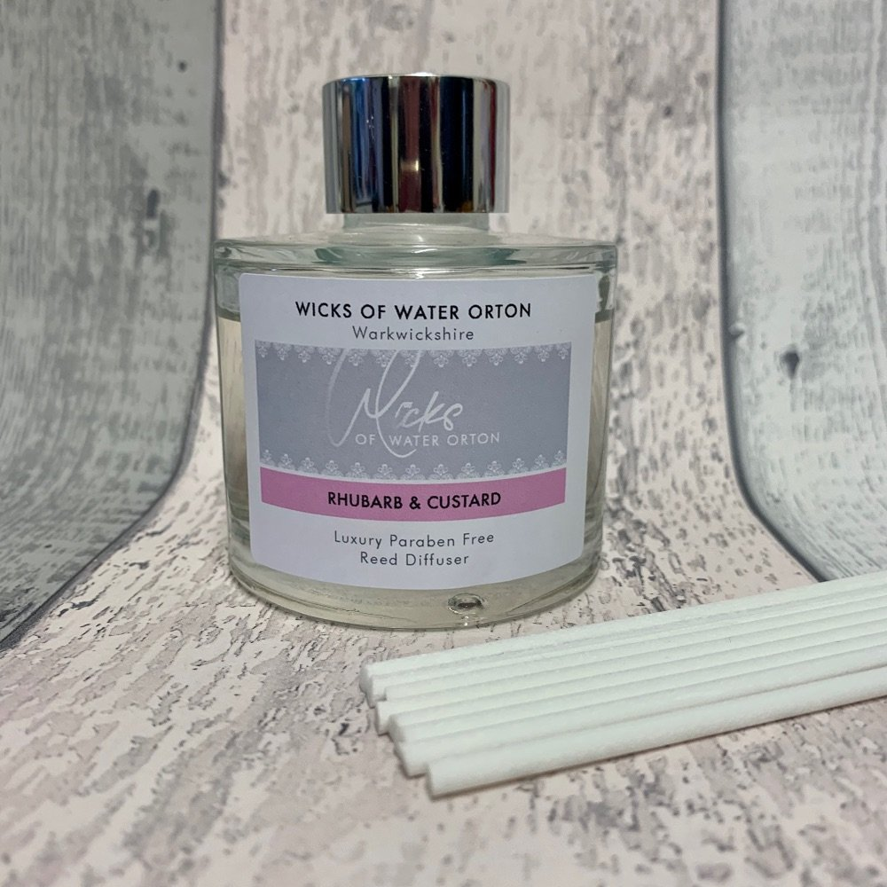 07 | Luxury Paraben Free Reed Diffusers & Refills