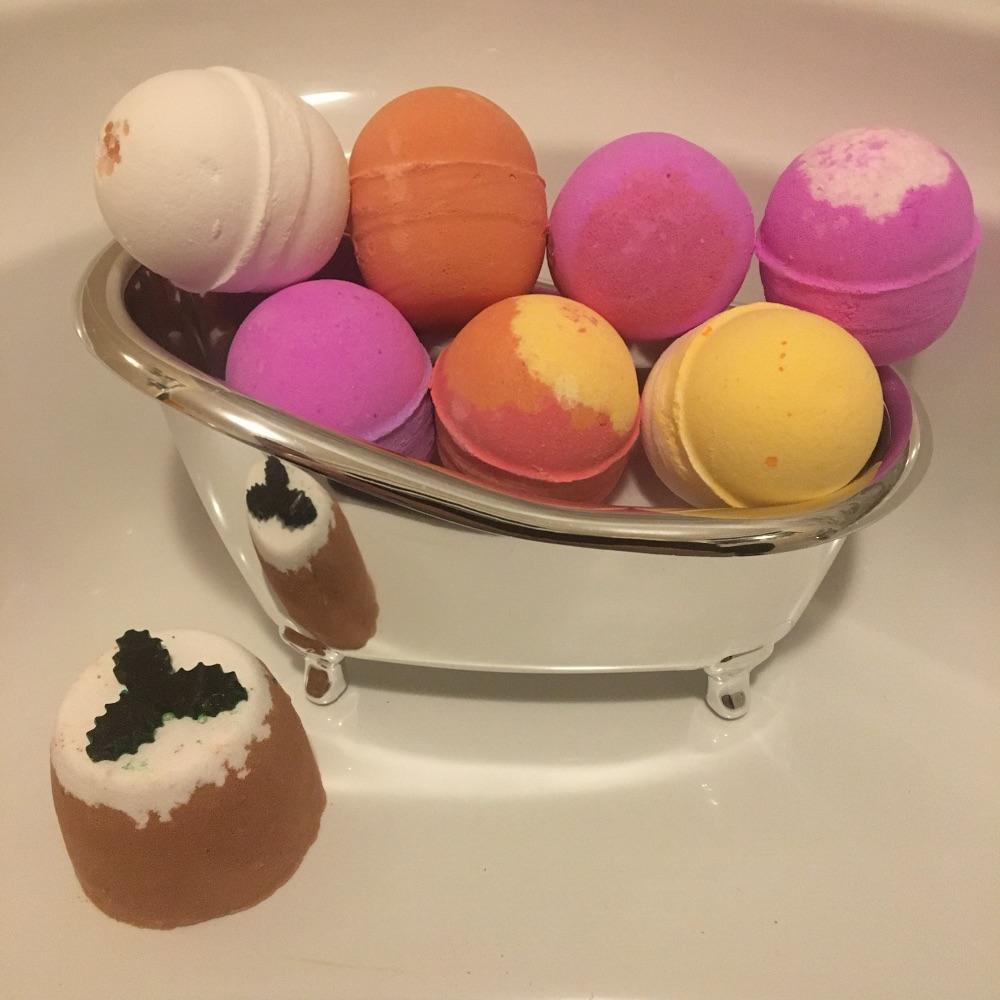 06 | Bath Bombs & Soap