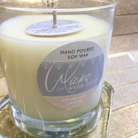 Ginger and Orange Natural Soy Candle 200g