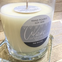 The Woods Natural Soy Candle 200g