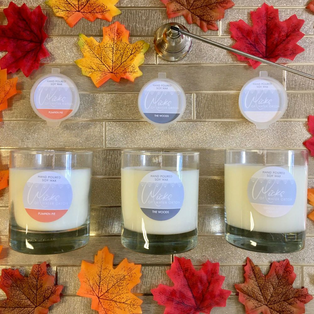 Autumn Candle and Wax Melts