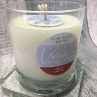 Cherry Bakewell Natural Soy Candle 200g